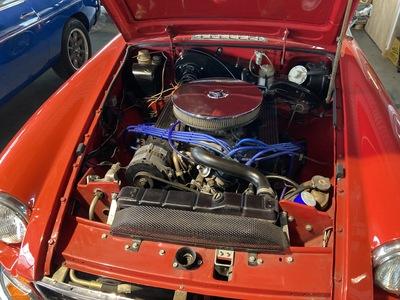 MGB Roadster 3.5 V8