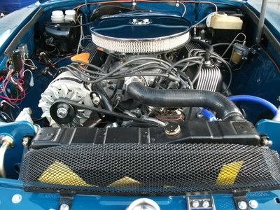 MGB V8